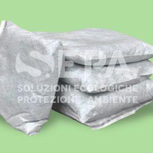 Cuscino Oil – box 10 pz – assorbente oli e idrocarburi